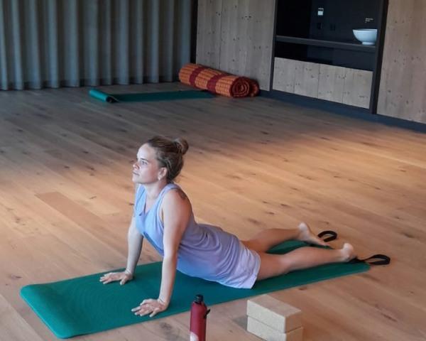 Yoga Moments@Tauss