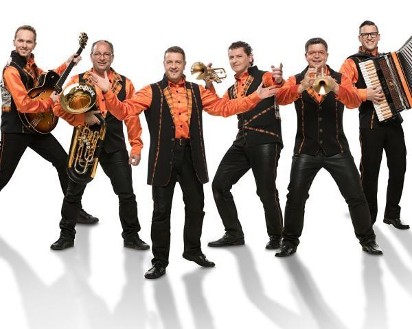 Musikgruppe Paldauer