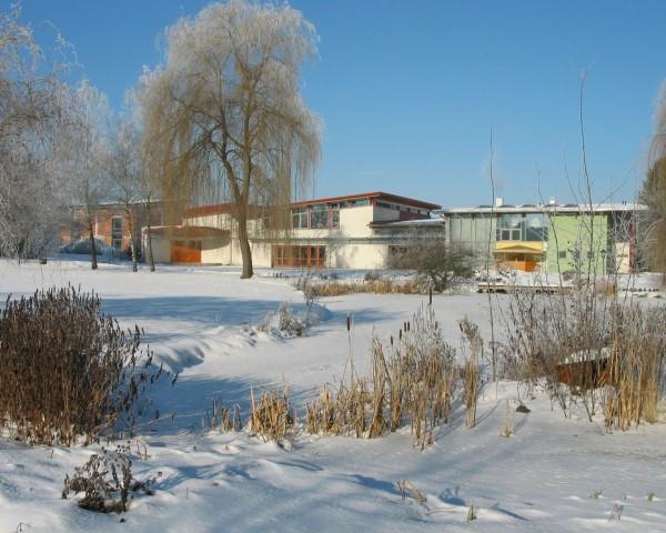 Winter - Kulturhaus