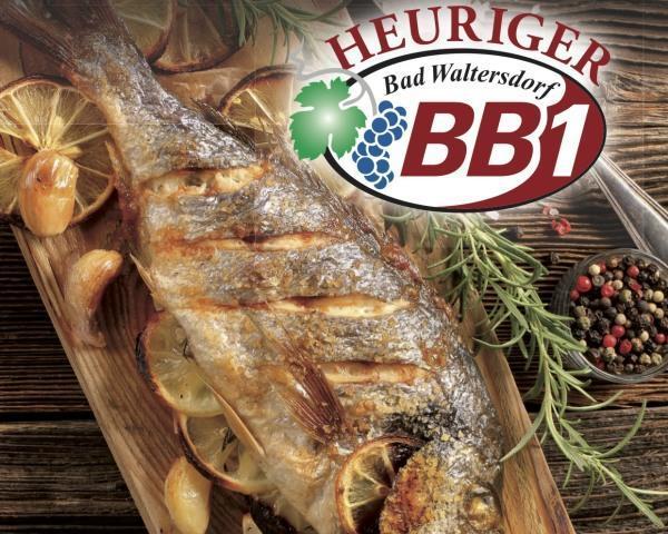 Fischwochen@BB1 Heuriger