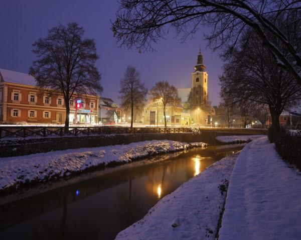 Safenbach im Winter