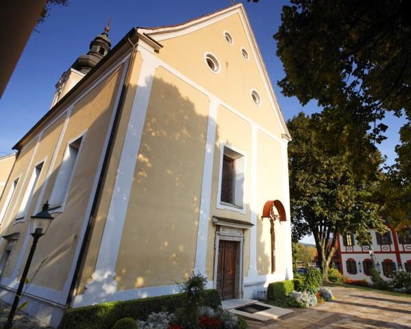 Pfarrkirche Aussenansicht@Bergmann