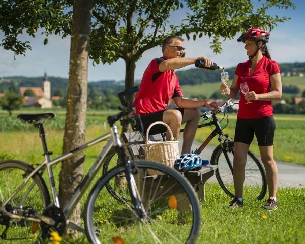 Radfahren & Kulinarik@Bergmann