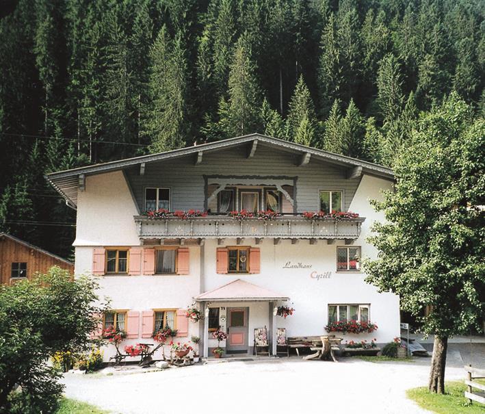 Landhaus Cyrill