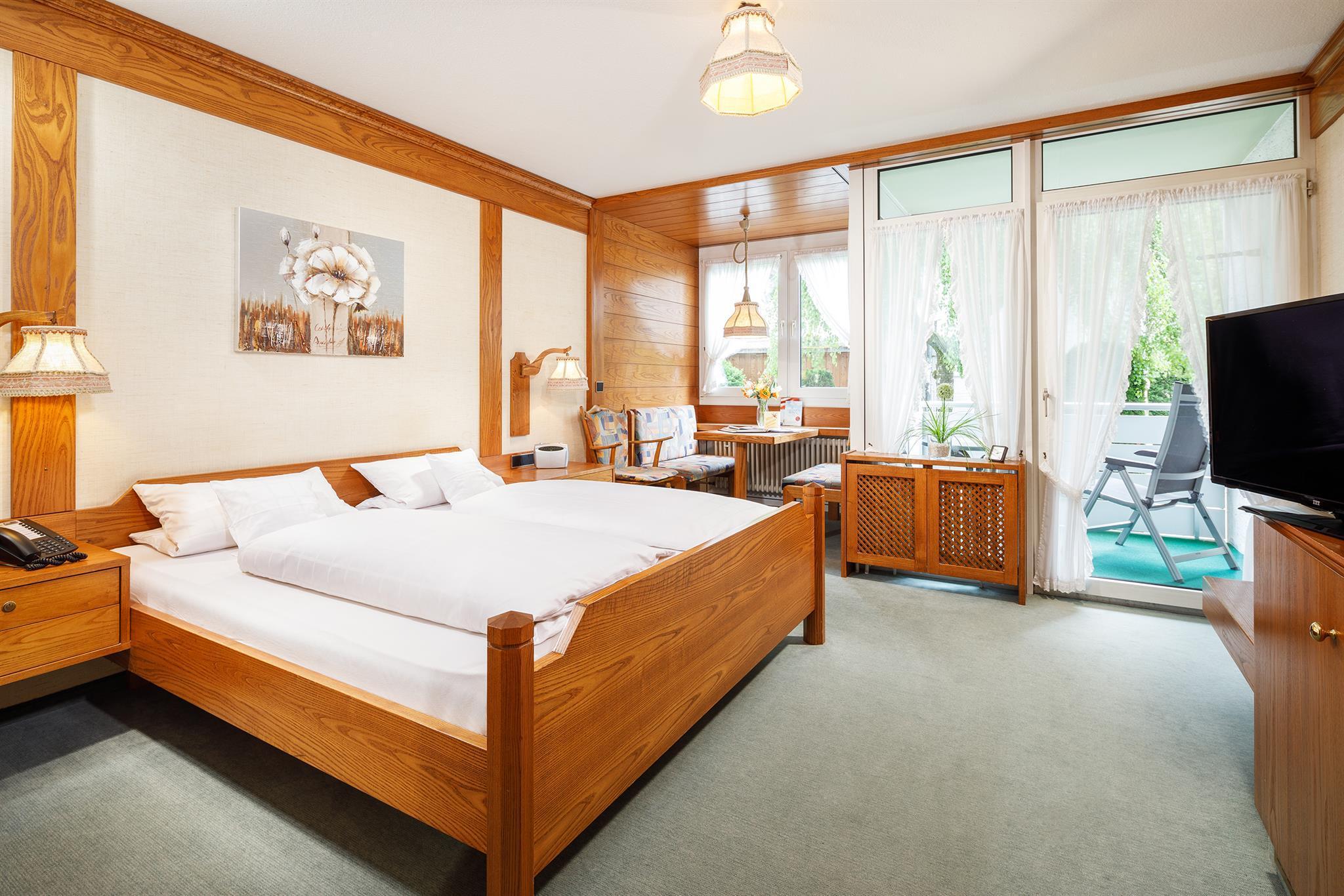 Hotel Steinle Doppelzimmer standard plus