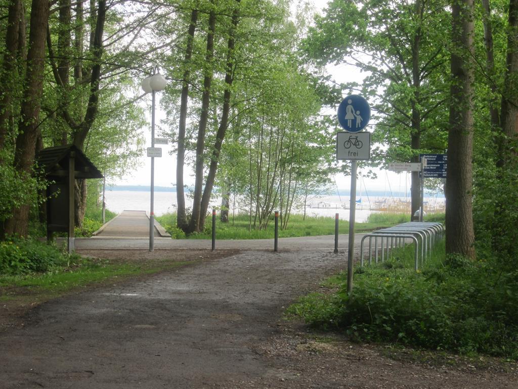"Promenade + ""Sehsteg"" - Strand (20m entfernt)"