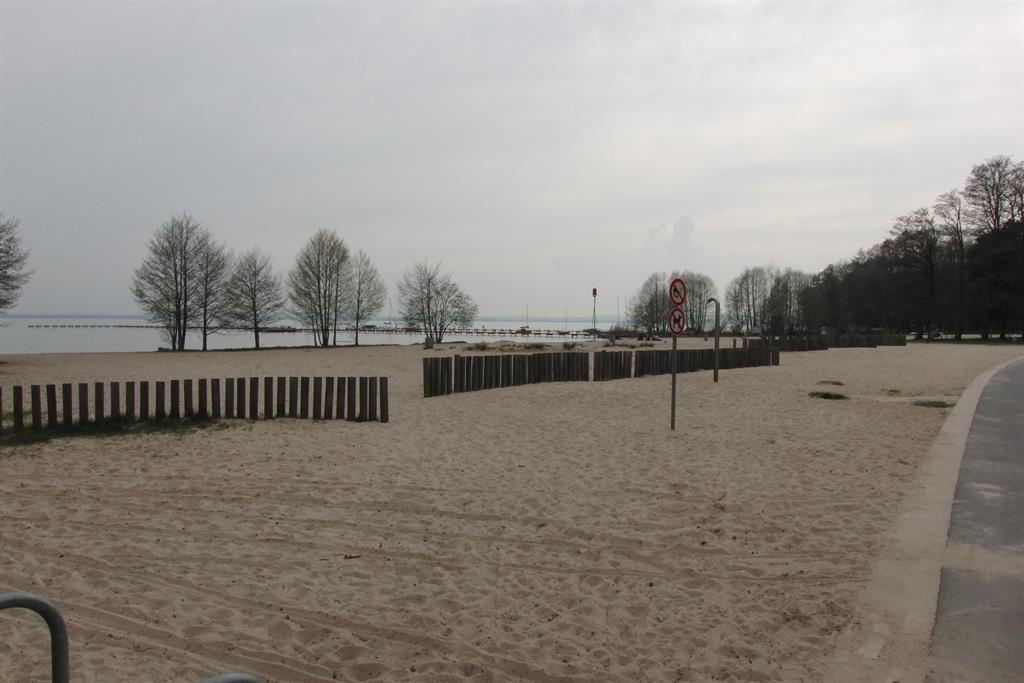 """Badestrand """"Weiße Düne"""" (500m)"""