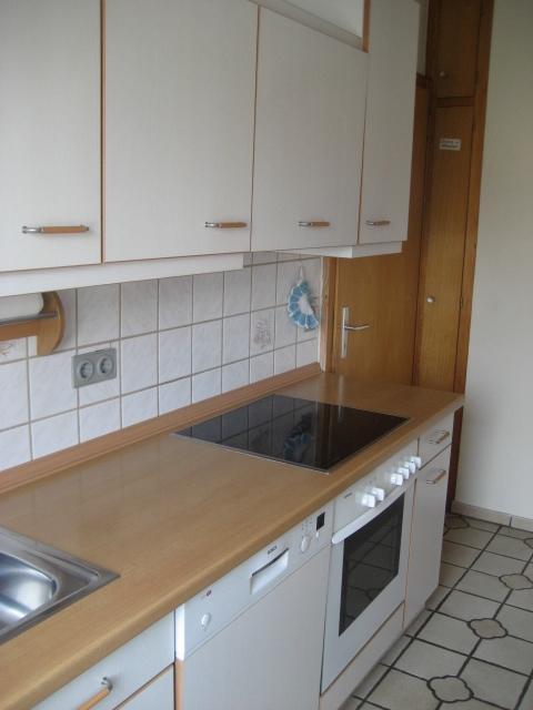 Gemeinschaftsküche Wohnung 1