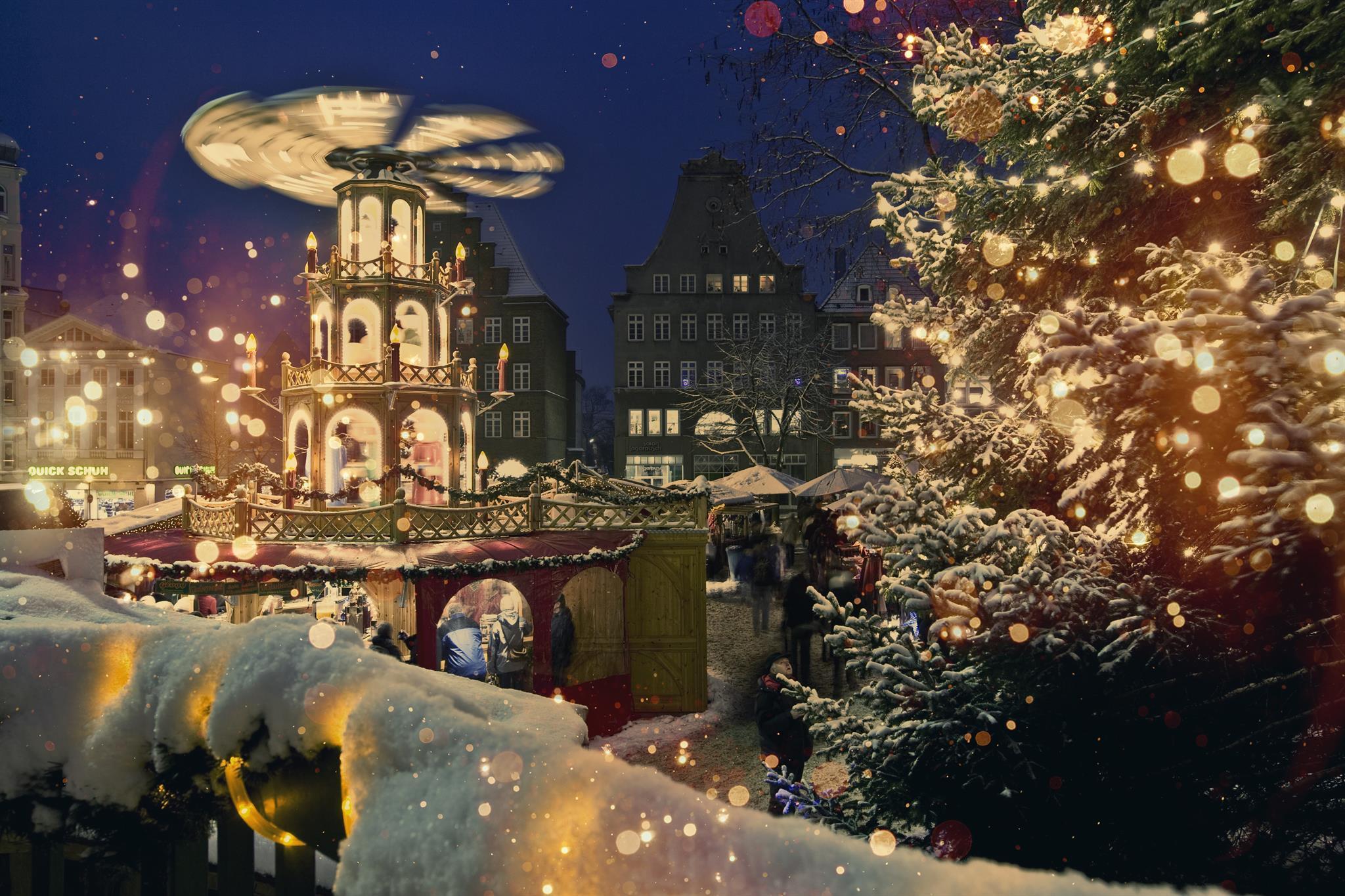 Flensburger Weihnachtsmarkt
