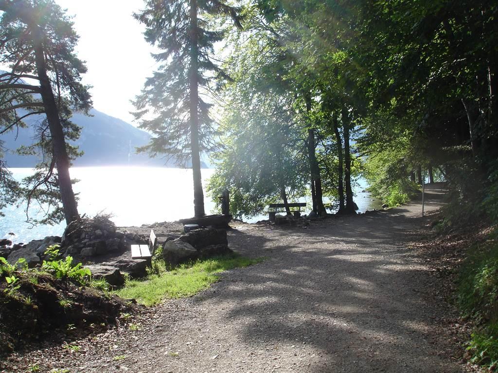 Strandweg Faulensee - Spiez