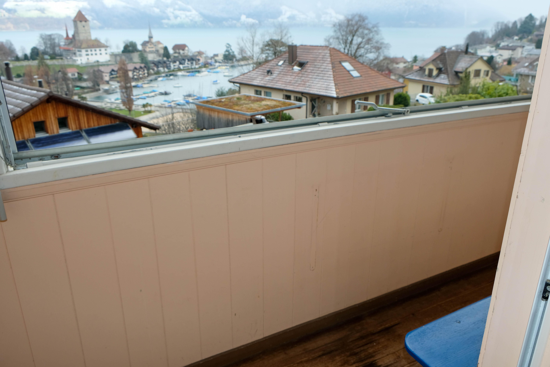 Balkon Doppelbettzimmer Obergeschoss