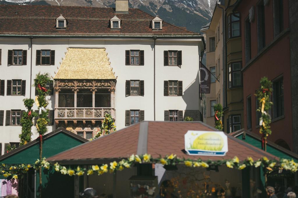 Ostermarkt 2018 - Innsbruck blüht auf