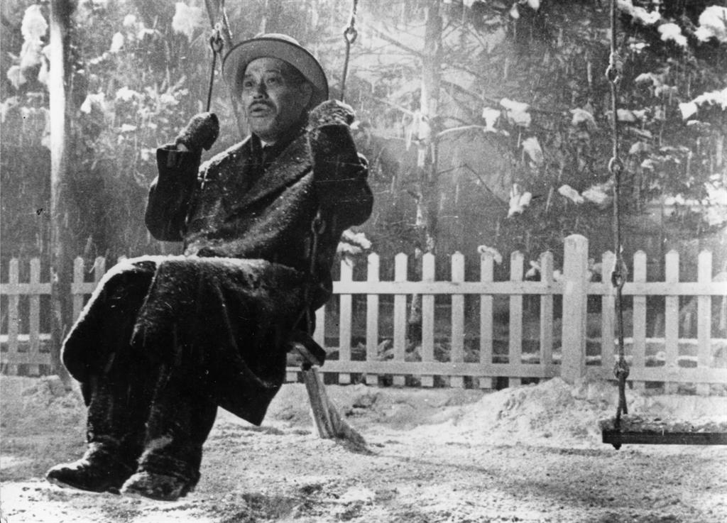 Akira Kurosawa: Ikiru