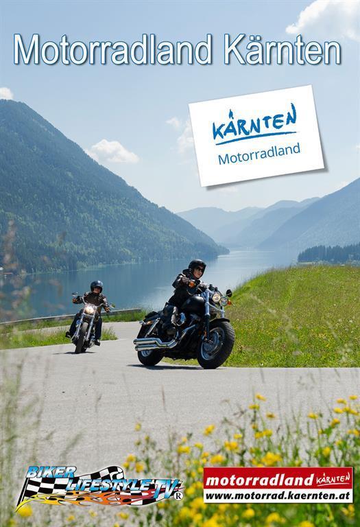 Motorrad Kärnten DVD(© ARGE Motorradland Kärnten)