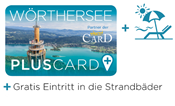 Wörthersee Plus Card – Strandbad