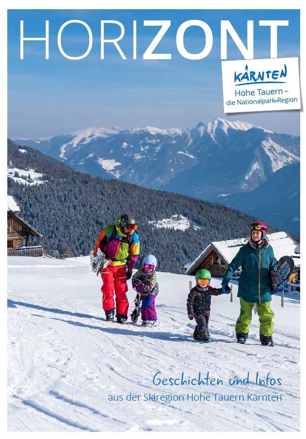 Wintermagazin Horizont(© )