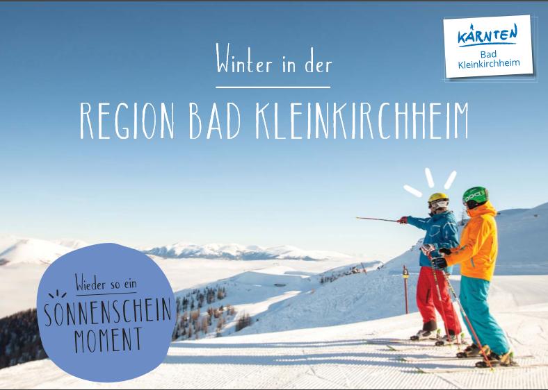 Winter in der Region Bad Kleinkirchheim