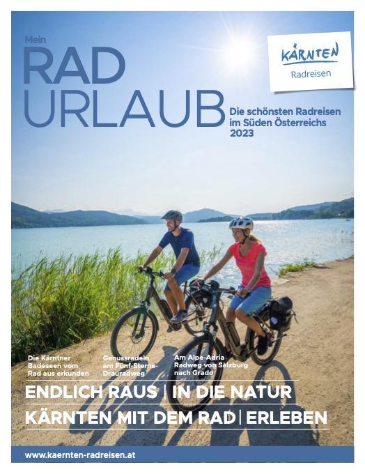 Kärnten Radreisen Angebote(© Kärnten Radreisen)