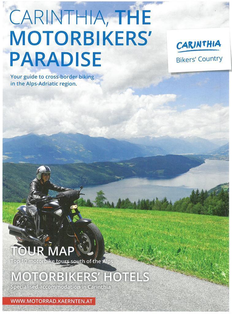 Carinthia, the motorbikers' paradise(© )