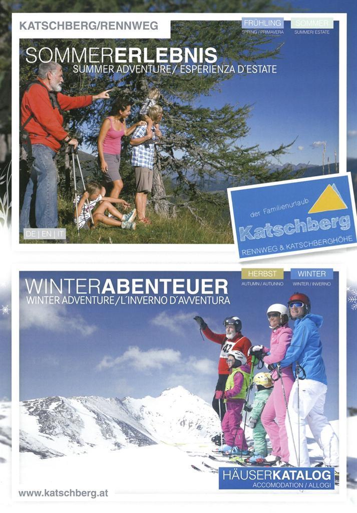 Katschberg/Rennweg - Sommer & Winter(© Katschberg)