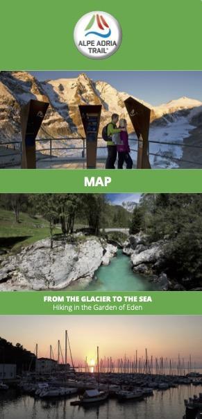 Alpe Adria Trail Folder(© Alpe Adria Trail)