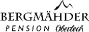 Bergmähder, Pension Logo