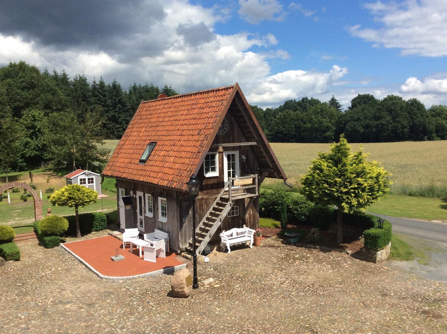 Marleenenhof - Heide-Chalet