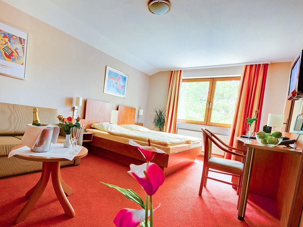 Hotelzimmer Komfort Gästehaus