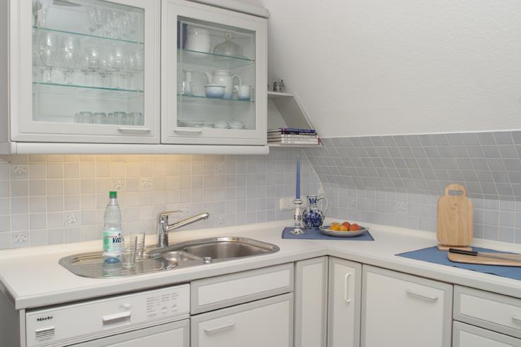 Küche 2 ( Ferienwohnung)