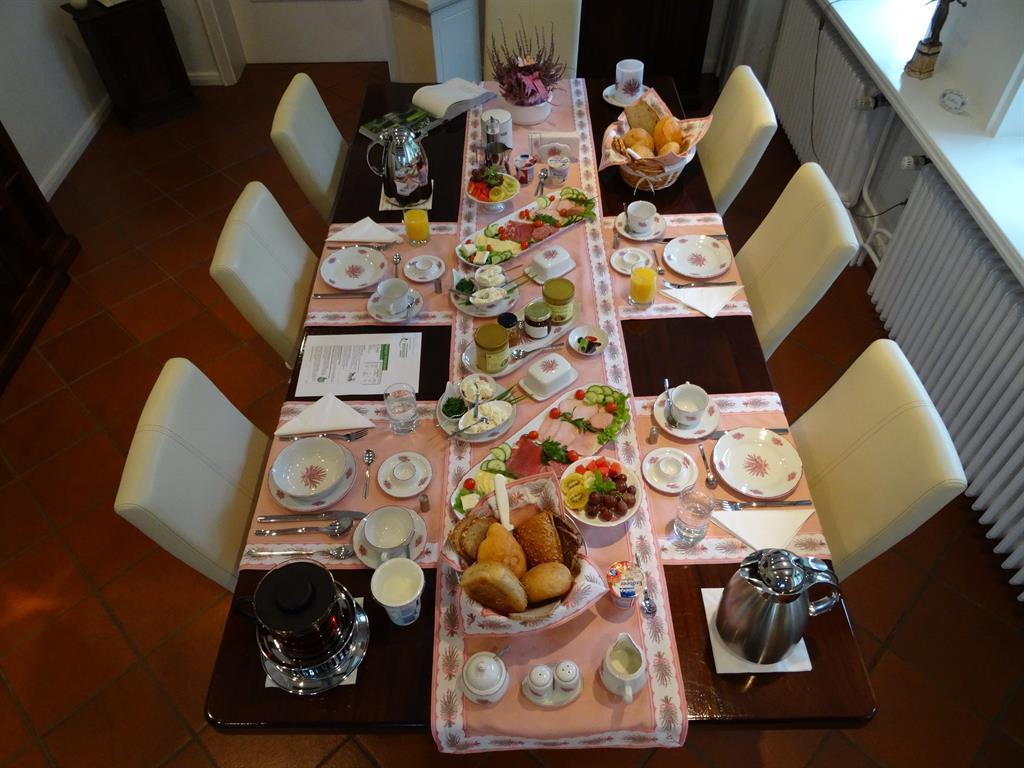 Zauberfrühstück für Gästezimmer