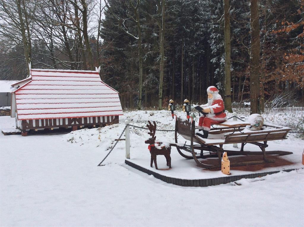 Winter auf dem Marleenenhof