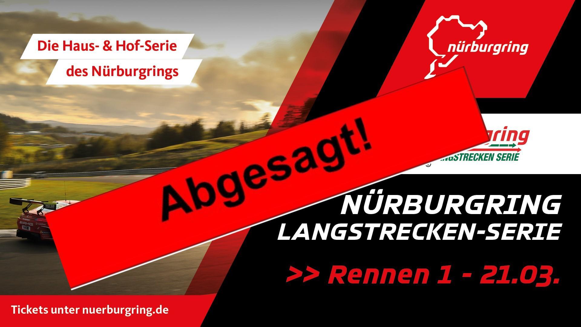 Plakat, @ Nürburgring
