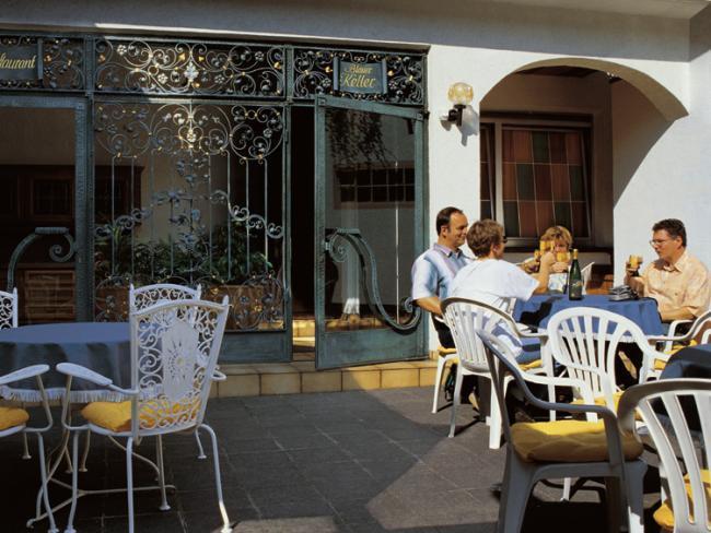 Wein- & Bier-Terrasse