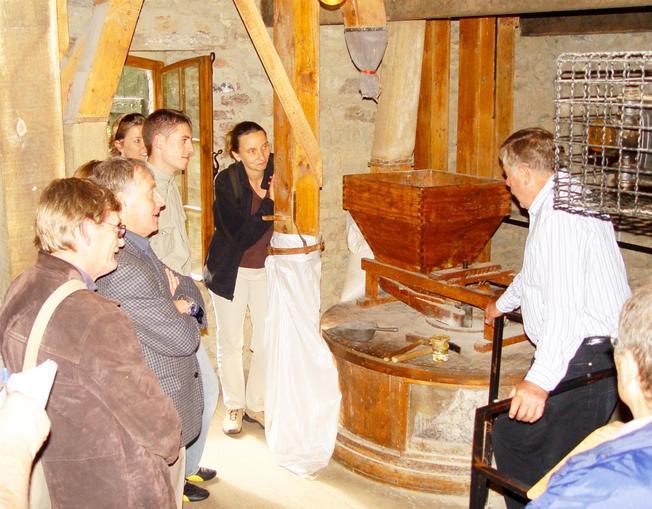 Bauer, Müller, Bäcker Fritz, @ Eifelgemeinde Nettersheim