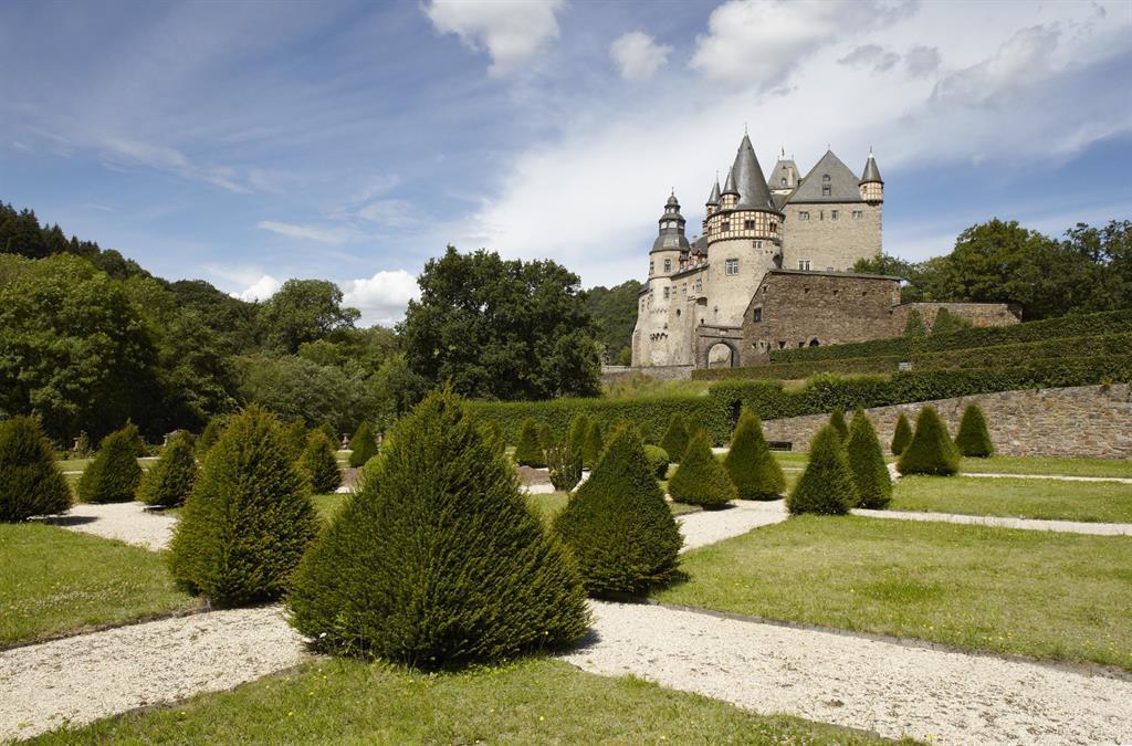 Schloss Bürresheim, @ Ulrich Pfeuffer GDKE
