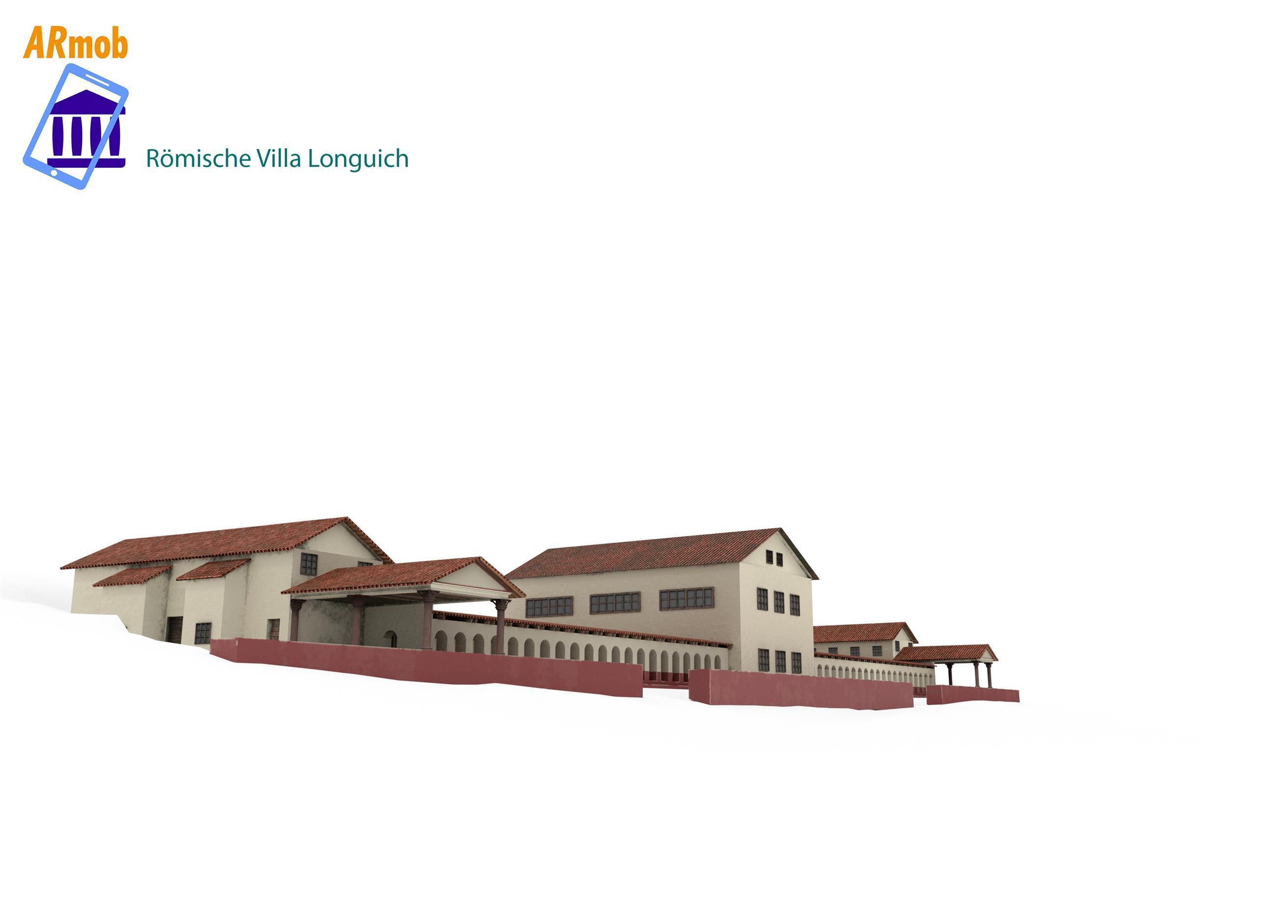 Römische Villa Urbana - ARGO 2