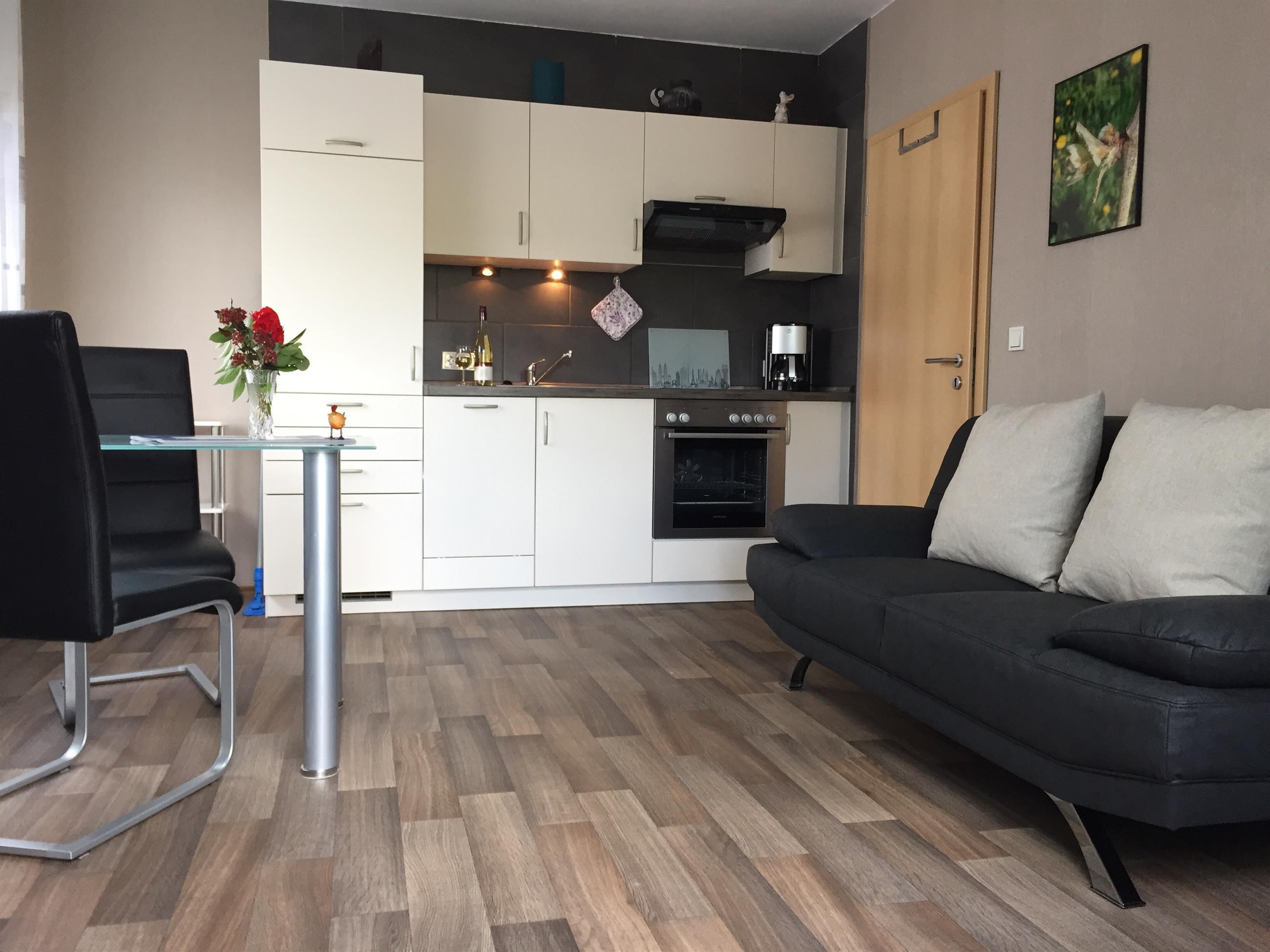Küche/Wohnraum, Livia