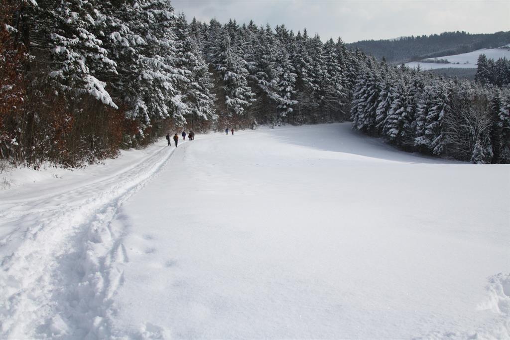 Winter wandern, @ Norbert Raths