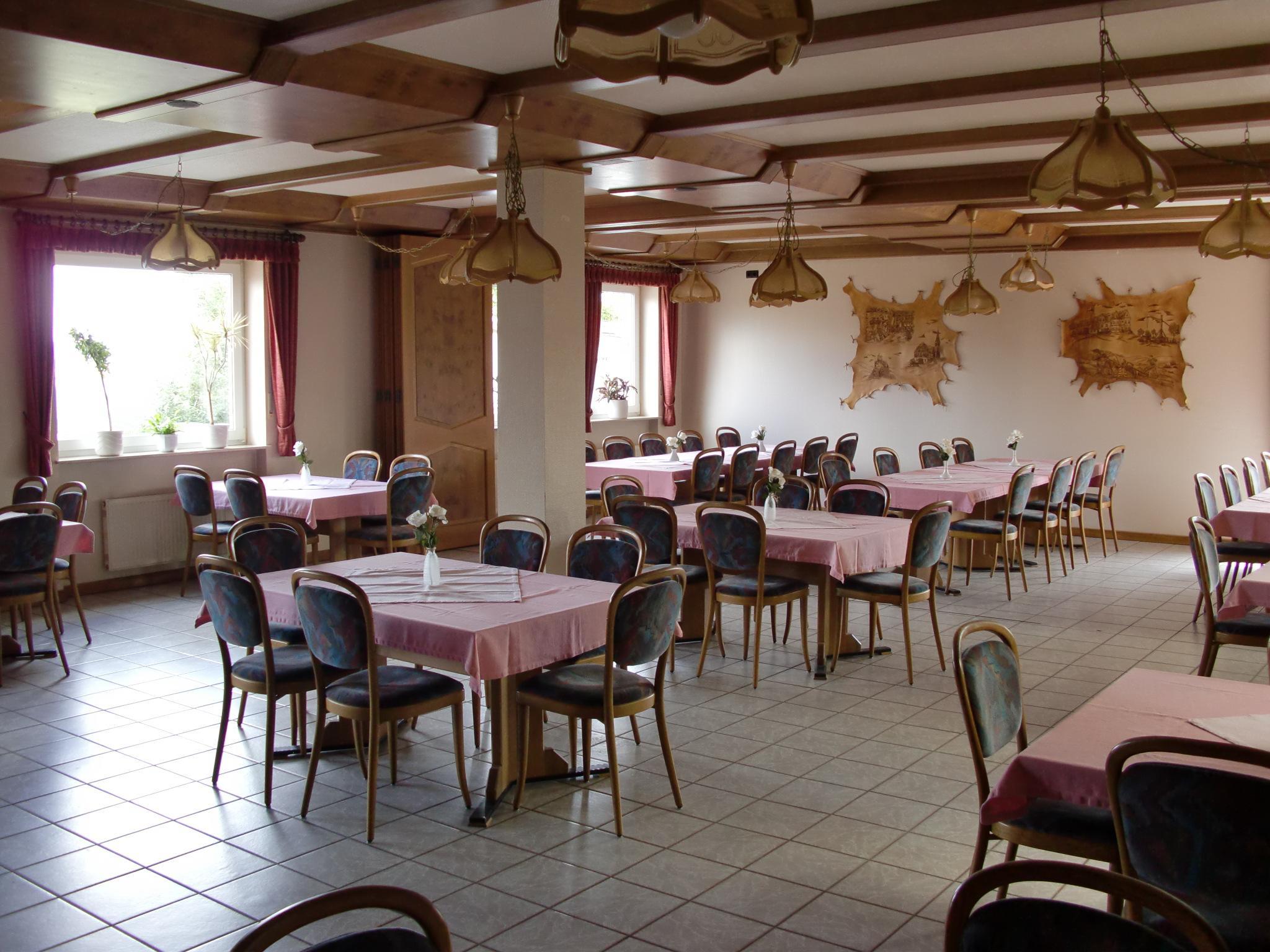 Gasthaus Schmitt Speisesaal
