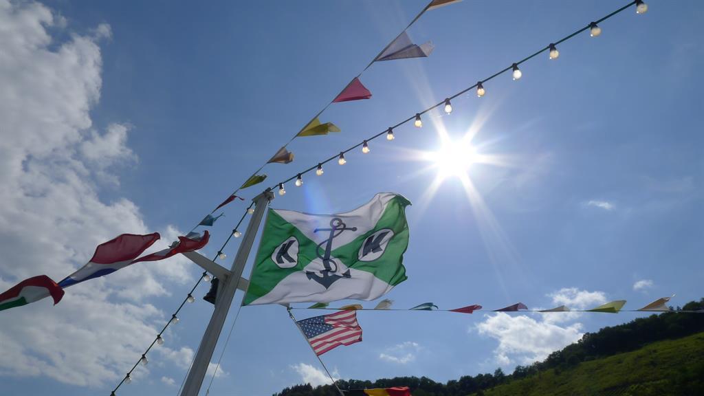 Schiffsflaggen