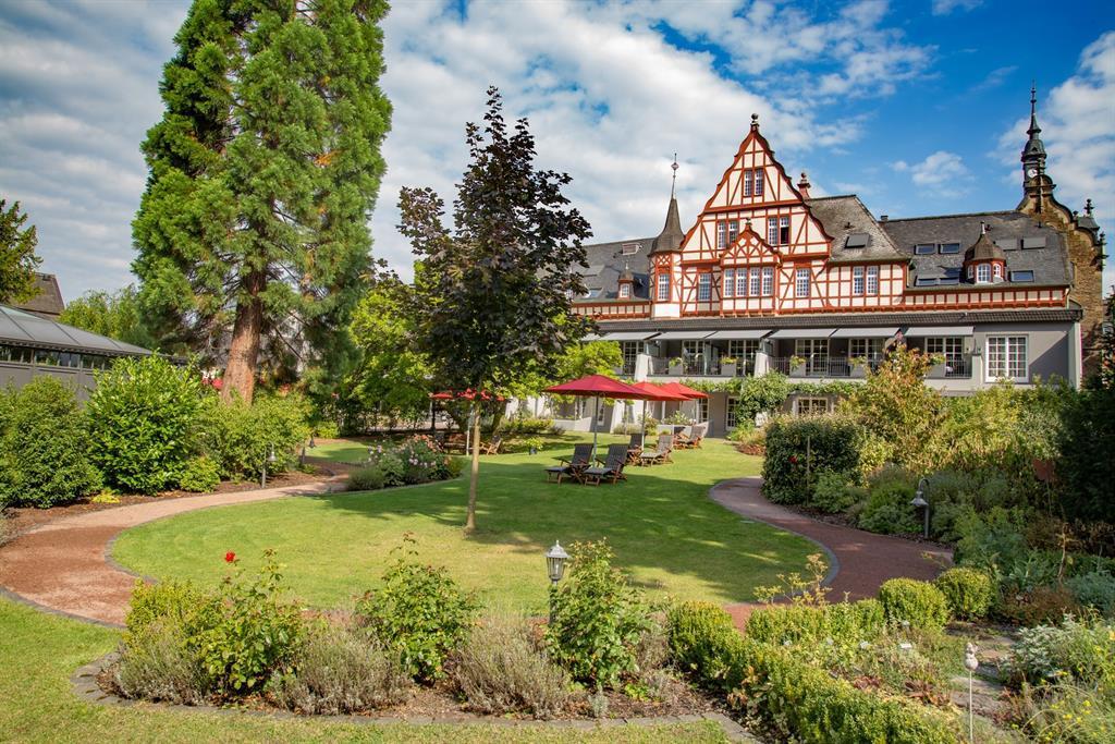 Hotel Moselschlösschen - Park