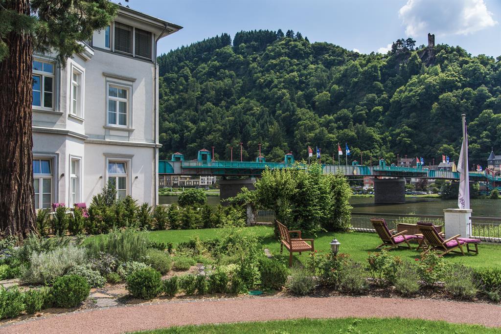 Die klassizistische Villa