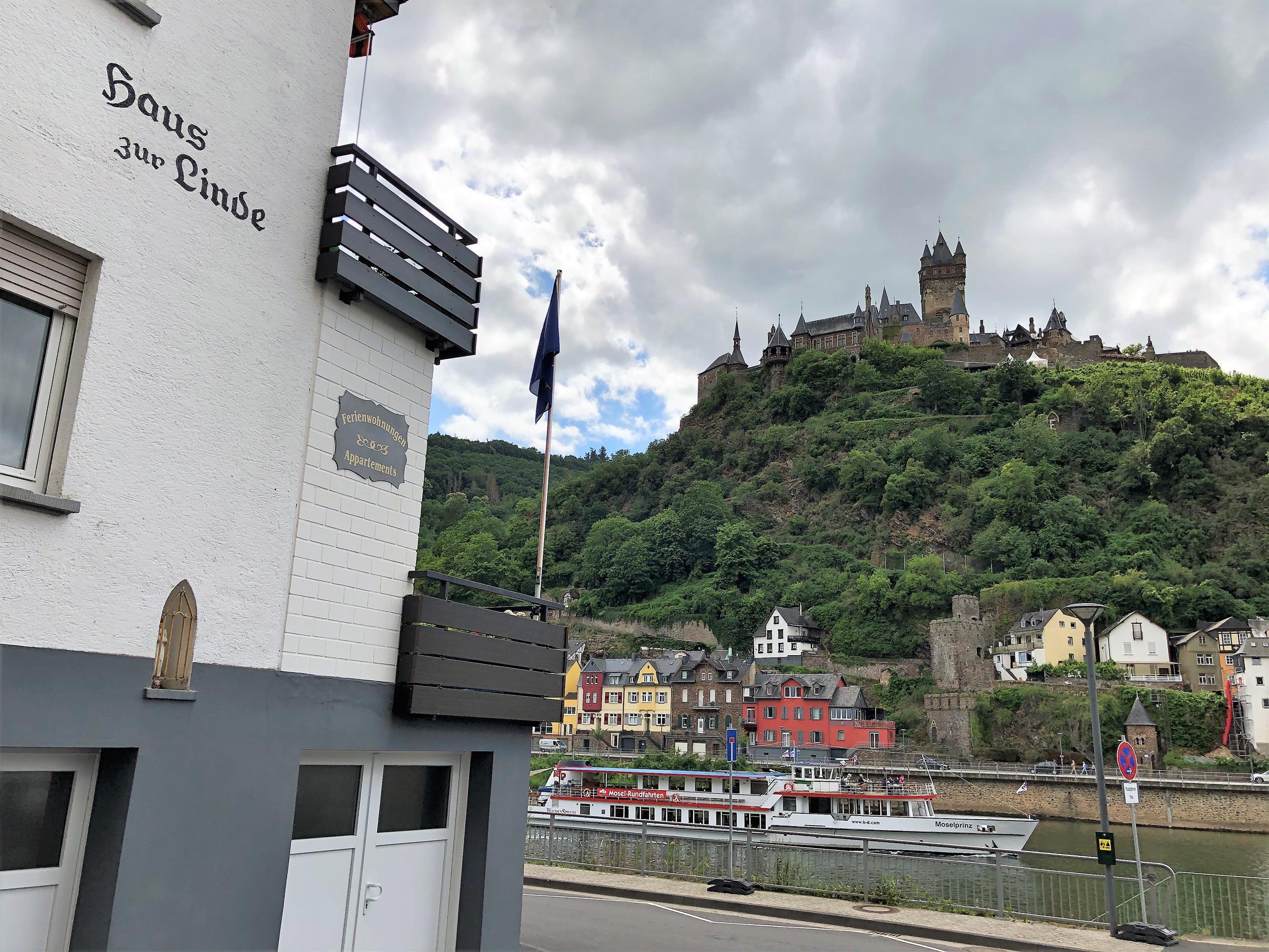 Lage HL mit Blick auf Burg