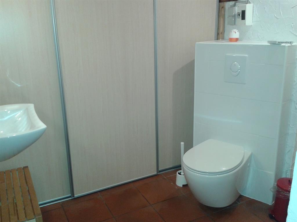 Bad 1 mit Dusche