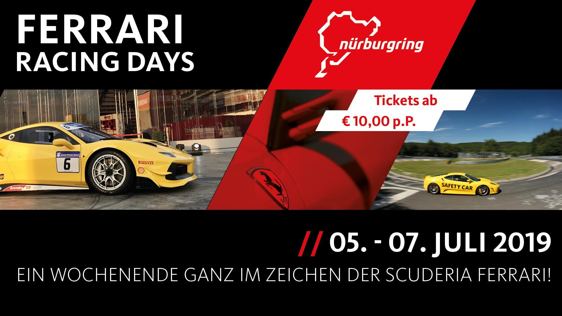 Plakat, @ Nürburgring 1927 GmbH & Co KG