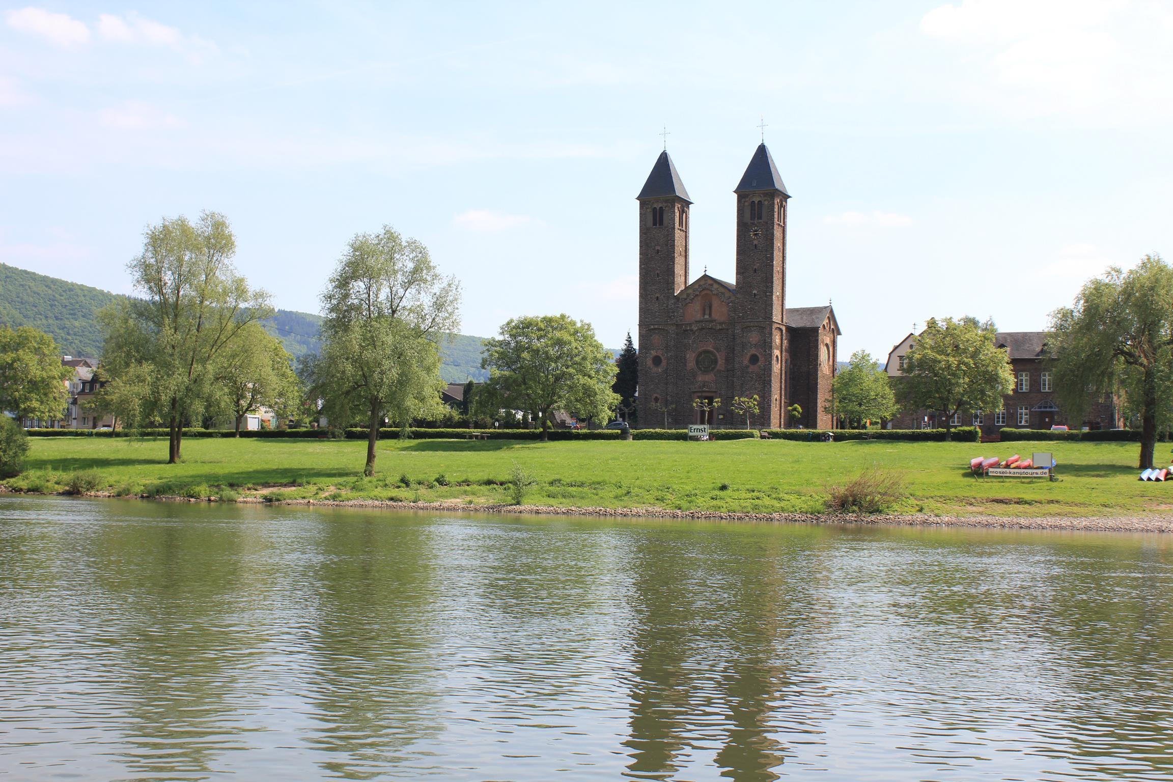Kirche von Ernst