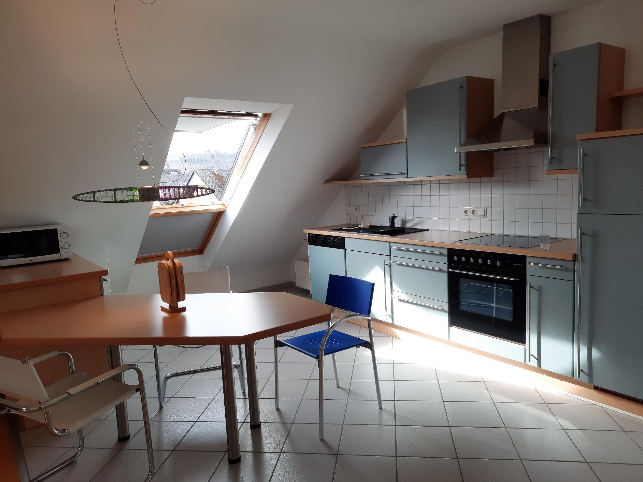 Ferienwohnung Wanderlust Morscheid Küche 1