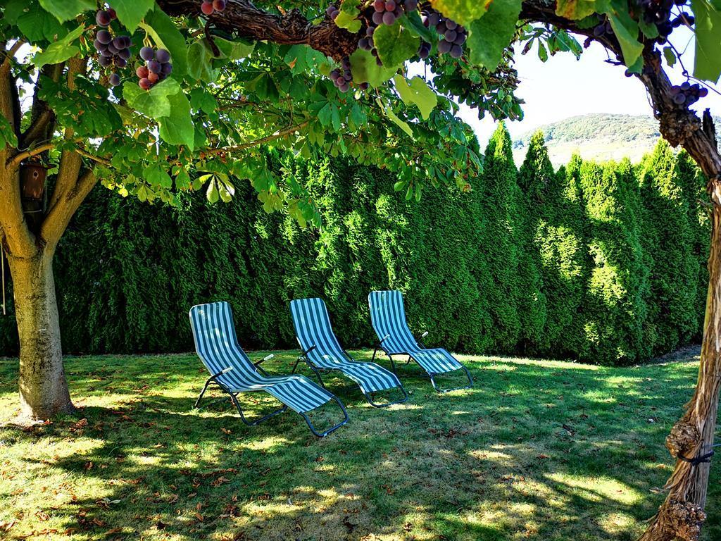Relaxen in unserem Garten