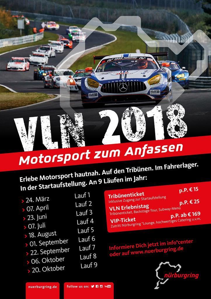 Plakat, @ Nürburgring 1927 GmbH & Co. KG