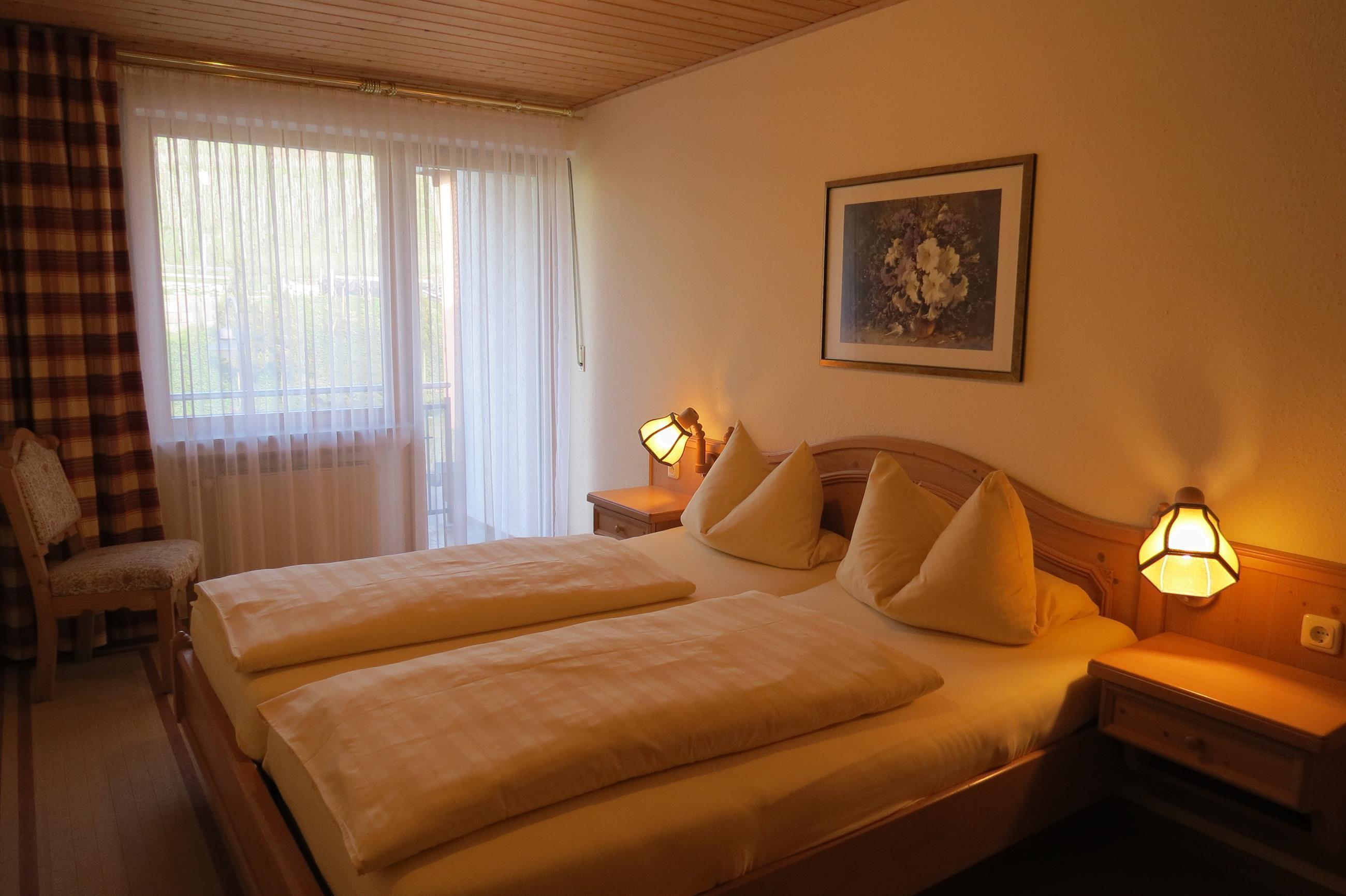 2. Doppelzimmer Fewo Anemone